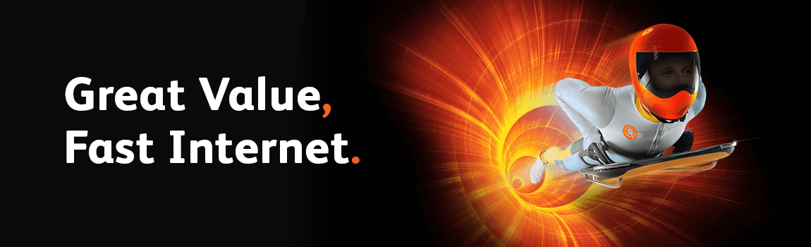 Great value, Fast internet - Internode NBN